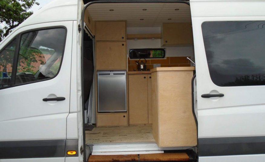 2011 Mercedes Sprinter Campervan