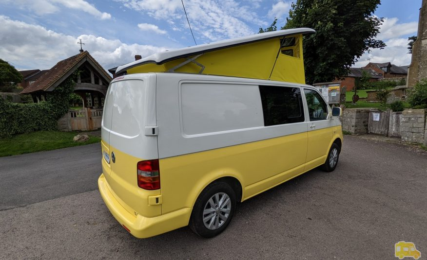 2008 VW Transporter T5 LWB Campervan